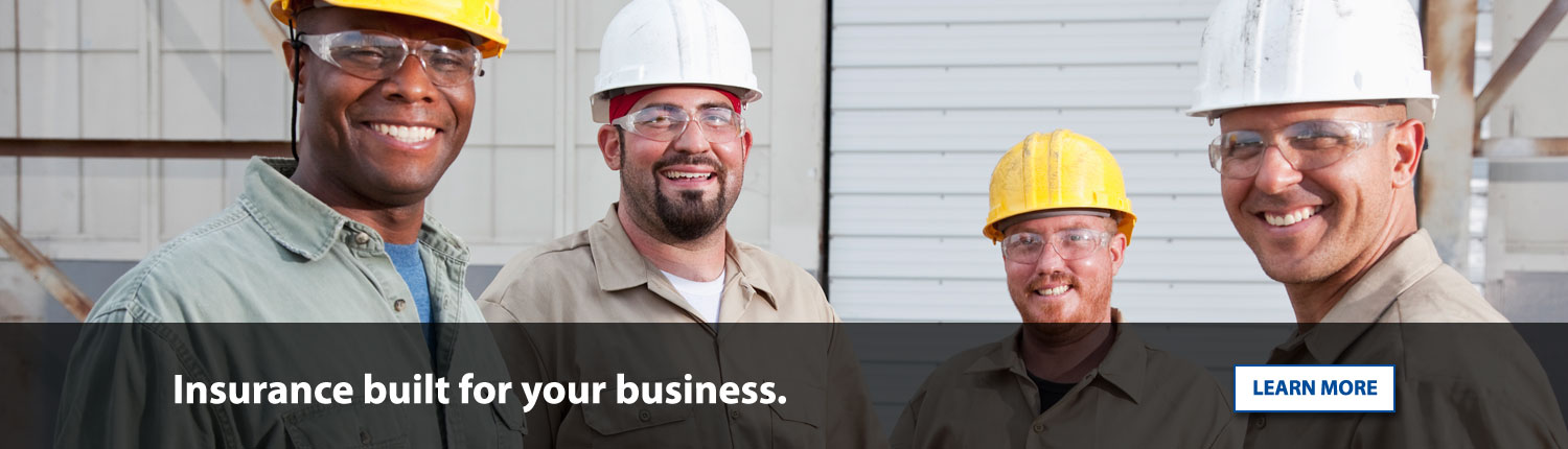 Learn More about insurance built for your business